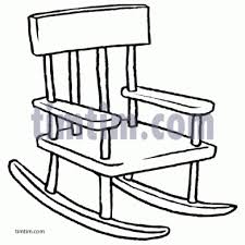 chair drawing easy. Rocking Chair Drawing Easy
