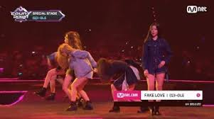 """News """"fake g Rookie Slayed - Group Their Bias i-dle Performance Kpop Girl Wrecker Love"""""""