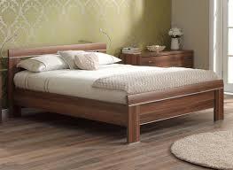 berkeley bed frame  walnut