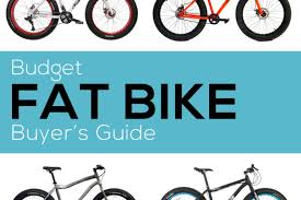 Fat Bike Buyers Guide High End Models Singletracks