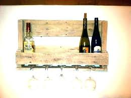 full size of wall shelf wine glass rack shelves with holder mounted system cabinet racks wood
