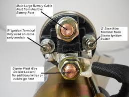 4 wire starter solenoid diagram facbooik com Volvo Ignition Switch Wiring Diagram 4 wire starter relay wiring on 4 1998 volvo s70 ignition switch wiring diagram
