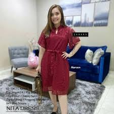 Nita dress   Shopee Indonesia