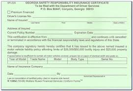 Compare quotes from progressive, geico, the general, and more. Sr22 Insurance Form Vincegray2014
