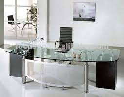 nervi glass office desk. FKS HD ED024 Modern Glass Top Office Desk Furniture Pinterest Regarding Prepare 7 Nervi