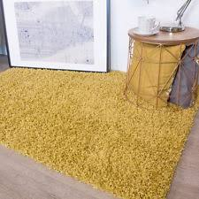 mustard yellow rug. Item 2 Mustard Shaggy Bedroom Rug Cheap Non Shed Thick Soft Fluffy Ochre Yellow Rugs -Mustard