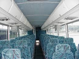 Coach Bus Seating Chart Deluxe Motor Coach Amenities