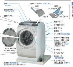 Máy giặt nội địa nhật Hitachi BD-V7300L nguyên bản