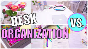 Decorate office jessica Bedroom Youtube How To Clean And Organize Your Desk Youtube