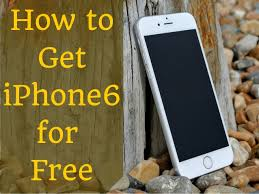 iphone for free. how to get iphone6 for iphone free