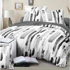 white minimalist style bedding sets