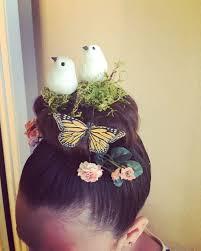 Crazy Hair Day Bird Nest Hair Crazy Hair Day