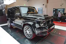 Модельный ряд mercedes g class от brabus. Brabus G V12 900 Is A G Class Of Epic Proportions Carbuzz
