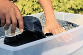 three ways to wash or soak your raw