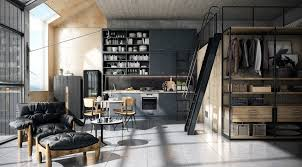 industrial modern lighting. 32 Industrial Style Kitchens That Will Make You Fall In Love Modern Lighting