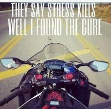 my bike stress free