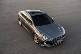 2018 hyundai sonata facelift. delighful facelift the 2018 hyundai sonata facelift looks more eyecatching with new  headlights and cascading front grille to hyundai sonata