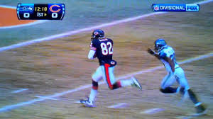 Greg Olsen 58 yard Touchdown Bears vs ...
