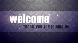 Welcome Purple Free Welcome Background 1 Classy Purple Welcome