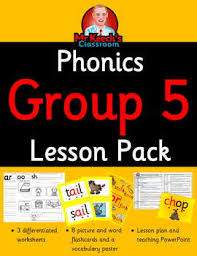 Worksheets, lesson plans, activities, etc. Phonics Worksheets Lesson Plan Flashcards Jolly Phonics Group 5 Lesson Pack