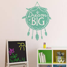 Small Picture Wall Decoration Dream Catcher Wall Decal Lovely Home Decoration