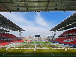 A Whole New Stadium Take A Look At Renovated Bmo Field