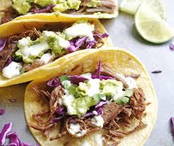 We love instant pot carne asada tacos. Slow Cooker Flank Steak Tacos 5 Boys Baker