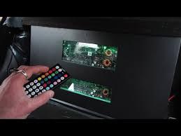 car audio amplifiers setup rgb light up sound level meter car audio amplifiers setup rgb light up sound level meter