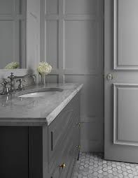 Grey Bathroom Vanity Design Ideas Bath Powder Rooms Jenkins Interiors Grey Bathroom
