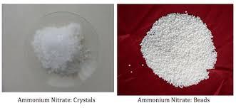 ammonium nitrate uses formula