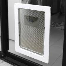 rectangle pet door 600x600