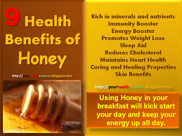 health properties of honey