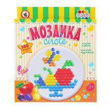 <b>Мозаика Русский стиль фигурная</b> Фрукты, 180 элементов ...