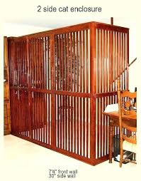 baby gate with pet door wooden pet gate with door like this item wood baby gate