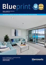 Ocean Design Wellington Blueprint Issue 93 8 October 2019 By Harcourts Team Group