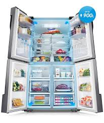 Largest Capacity Refrigerator T9000 Fdr With Triple Cooling 765 L Rf858qalaxw Sg Samsung
