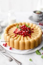 <b>Buttermylk</b> vanilla cake (Vegan)   nm_meiyee