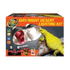Bearded Dragon Night Light Zoo Med Day Night Desert Lighting Kit Bearded Dragon