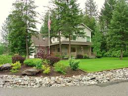 corner homes landscaping ideas for privacy