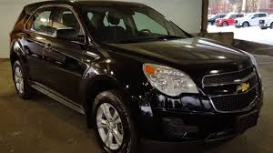 2014 Black Chevrolet Equinox LS Sport Utility Review | Prince ...