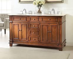 bathroom cabinets double sink. Adelina 60 Inch Mission Double Sink Bathroom Vanity Cabinets J