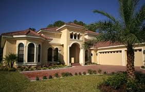 ... Mediterranean Style Modular Homes Modern Home Plan Florida River Front  House Designs Plans High Resolution