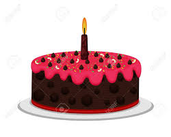 Anniversary Cake Design Royalty Free Cliparts Vectors And Stock