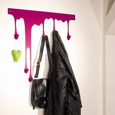Painted Coat Rack Best 32 Of The Most Creative Wall Hook Designs Freshome