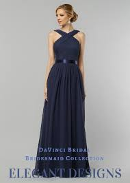 Elegant Long Gown Design 2018 Bridesmaids Design 7 Elegant Gowns For Your Entourage