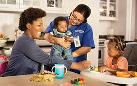 Professional Babysitting Services In Home Health Care Services Brightstar Care