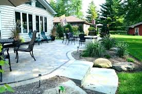 fresh patio cost per square foot or concrete patio cost per square foot a concrete patio