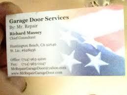 garage door repair huntington beachMr Repair Garage Door Services  Garage Door Services  Huntington