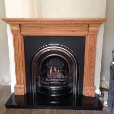Caststone Fireplace  YouTubeCast Fireplaces
