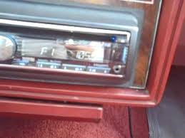 1981 olds cutlass and new car stereo 1981 olds cutlass and new car stereo
